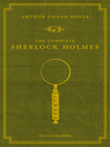The Complete Sherlock Holmes (eBook)
