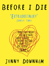 Before I Die (eBook)