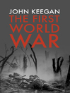 The First World War (eBook)