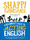 A Beginner's Guide to Acting English (eBook)