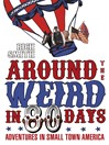 Around the Weird In 80 Days (eBook)