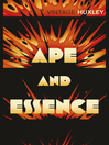 Ape and Essence (eBook)