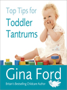 Top Tips for Toddler Tantrums (eBook)