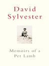 Memoirs of a Pet Lamb (eBook)