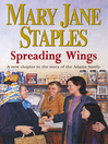 Spreading Wings (eBook): The Adams Family Series, Book 23