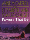 Powers That Be (eBook)