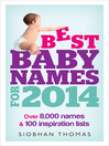 Best Baby Names for 2014 (eBook)
