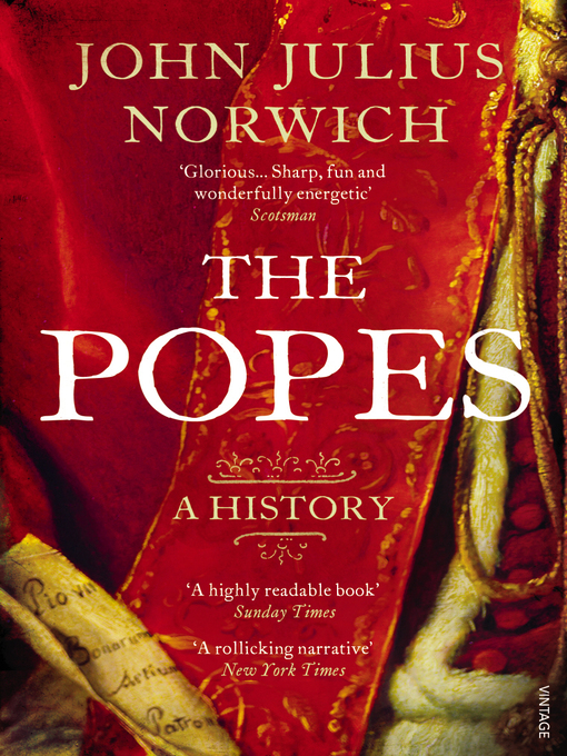 The Popes (eBook): A History