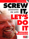 Screw It, Let's Do It (eBook): Lessons in Life