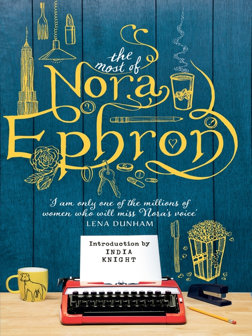 The Most of Nora Ephron (eBook)