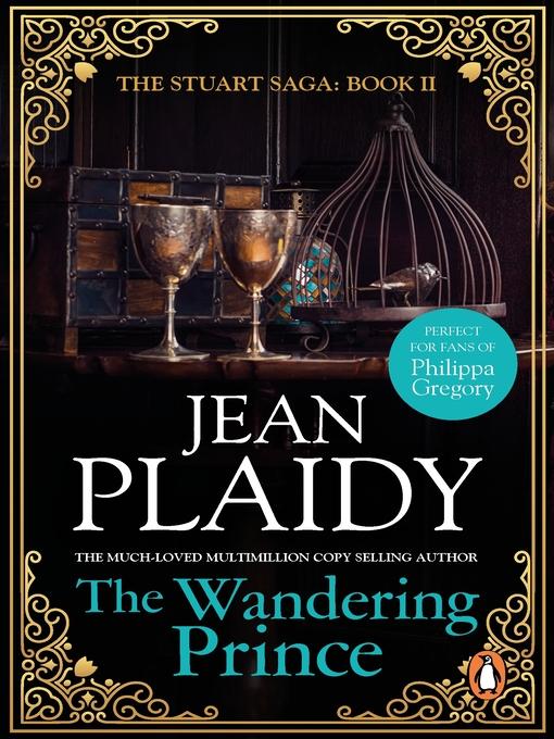 The Wandering Prince (eBook): Stuart Saga, Book 3