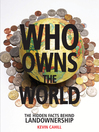 Cover image of Who Owns the World