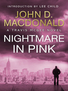 A Nightmare in Pink (eBook): Introduction by Lee Child: Travis McGee, No. 2