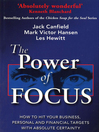 The Power of Focus (eBook)