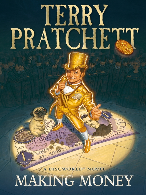 Making Money (eBook): Discworld Series, Book 36