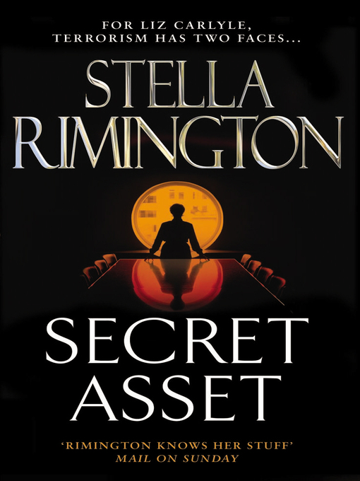 Secret Asset (eBook): Liz Carlyle Series, Book 2