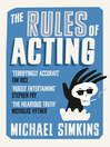 The Rules of Acting (eBook)