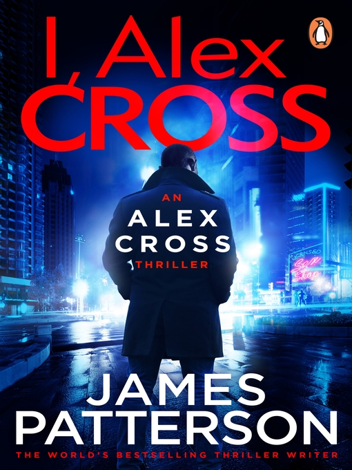 I, Alex Cross (eBook): Alex Cross Series, Book 16