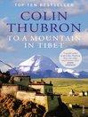 To a Mountain in Tibet (eBook)