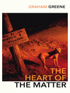 The Heart of the Matter (eBook)