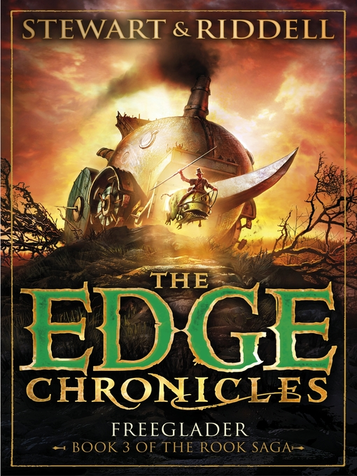 Freeglader (eBook): The Edge Chronicles: The Rook Trilogy Book 3