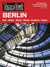 Time Out Berlin (eBook)
