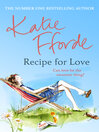 Recipe for Love (eBook)