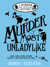 Murder Most Unladylike (eBook): A Wells and Wong Mystery