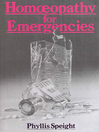 Homoeopathy For Emergencies (eBook)
