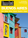 Time Out Buenos Aires (eBook)