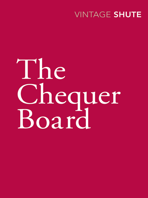 The Chequer Board (eBook)