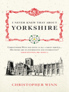 I Never Knew That About Yorkshire (eBook)