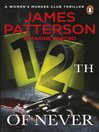 12th of Never (eBook): Women's Murder Club Series, Book 12