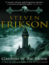 Gardens of the Moon (eBook): Malazan Book of the Fallen Series, Book 1
