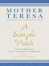 A Simple Path (eBook)
