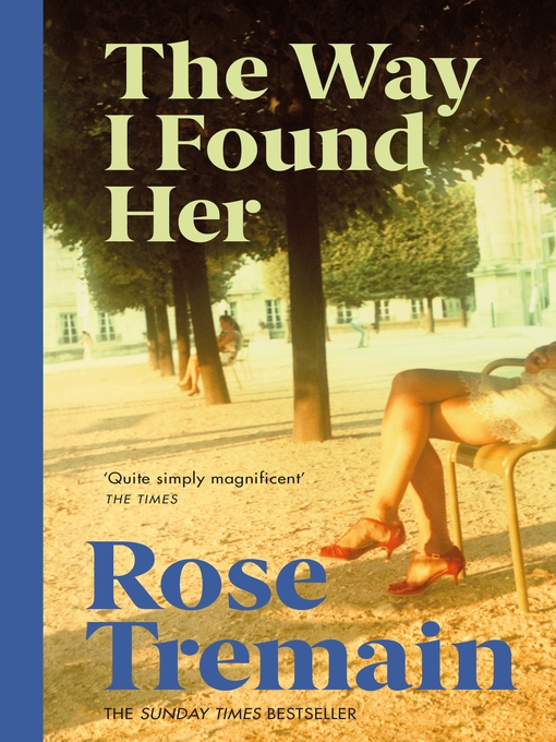 The Way I Found Her (eBook)