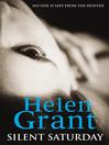 Silent Saturday (eBook): Forbidden Spaces Trilogy, Book 1