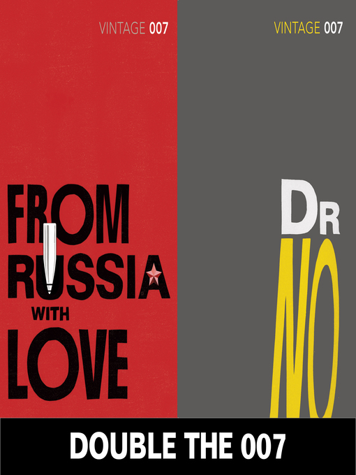 Double the 007 (eBook): From Russia with Love & Dr No
