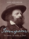 Tennyson (eBook): To strive, to seek, to find