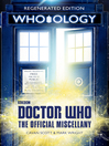 Doctor Who (eBook): Who-ology