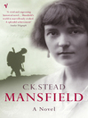 Mansfield (eBook): A Novel
