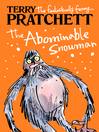 The Abominable Snowman (eBook): A Short Story from Dragons at Crumbling Castle