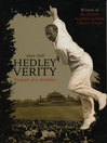 Hedley Verity (eBook): Portrait of a Cricketer
