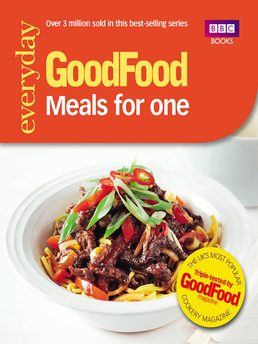Meals for One (eBook)