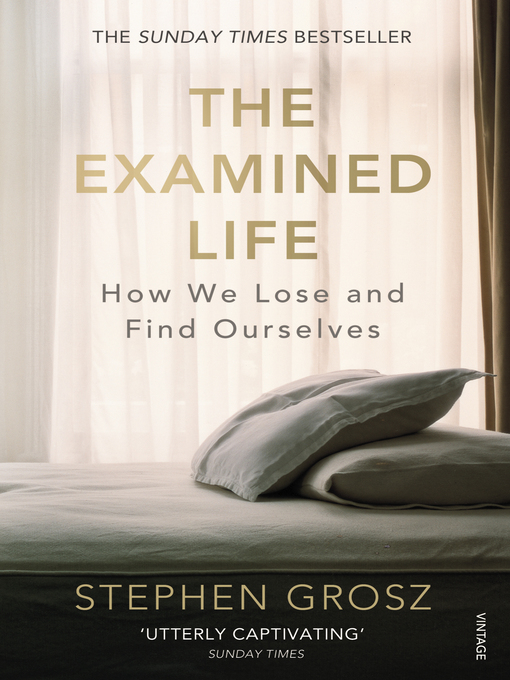 The Examined Life (eBook): How We Lose and Find Ourselves