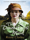 The Downstairs Maid (eBook)