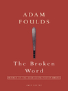 The Broken Word (eBook)