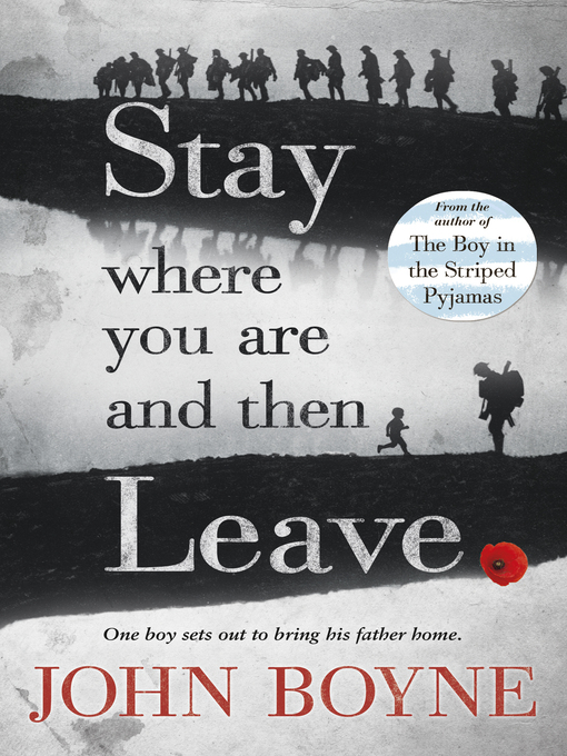 Stay Where You Are and Then Leave (eBook)