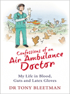 Confessions of an Air Ambulance Doctor (eBook)