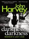 Darkness, Darkness (eBook): Resnick Series, Book 12